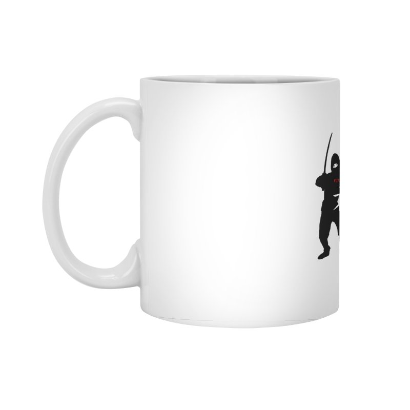 Fuji Assassin Accessories Standard Mug by Vegetable Police
