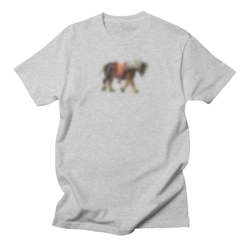 Panasonic Pony of Hope Men's T-Shirt by Vegetable Conspiracies