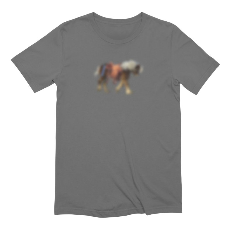 Panasonic Pony of Hope Men's T-Shirt by Vegetable Conspiracies