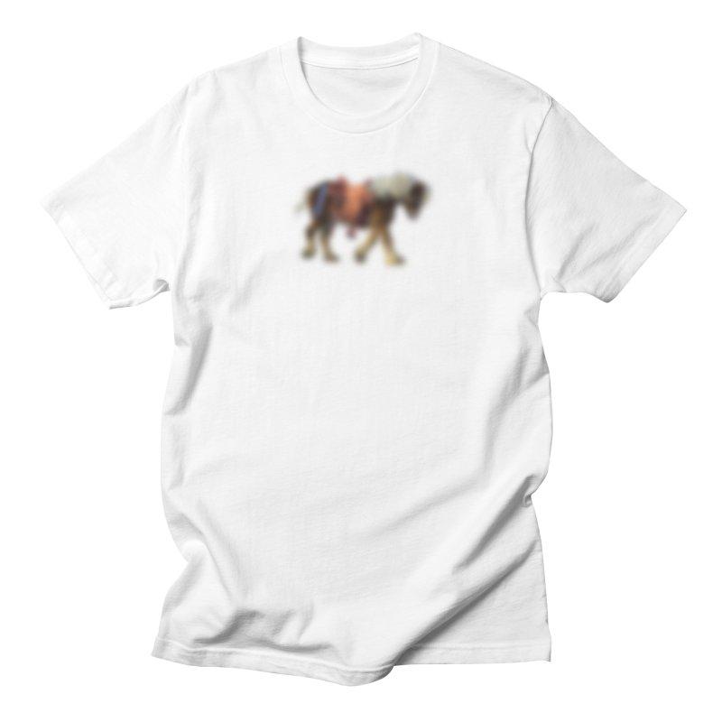 Panasonic Pony of Hope Men's Regular T-Shirt by Vegetable Police