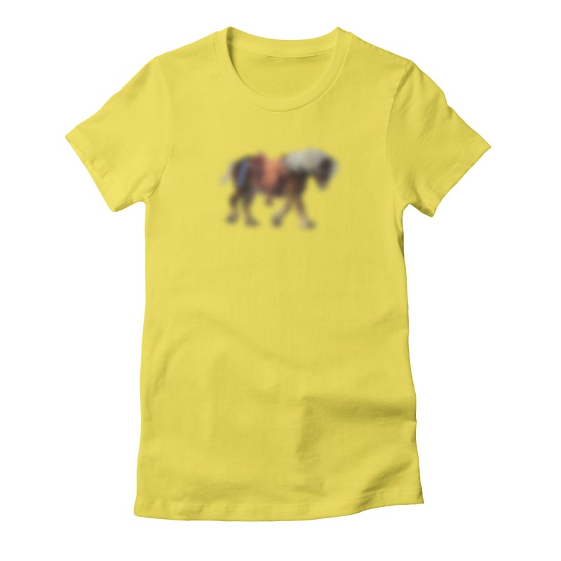 Panasonic Pony of Hope Women's T-Shirt by Vegetable Conspiracies