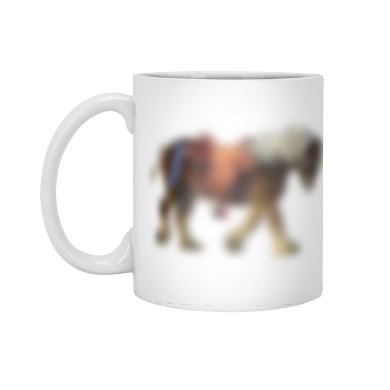 Panasonic Pony of Hope Accessories Standard Mug by Vegetable Police