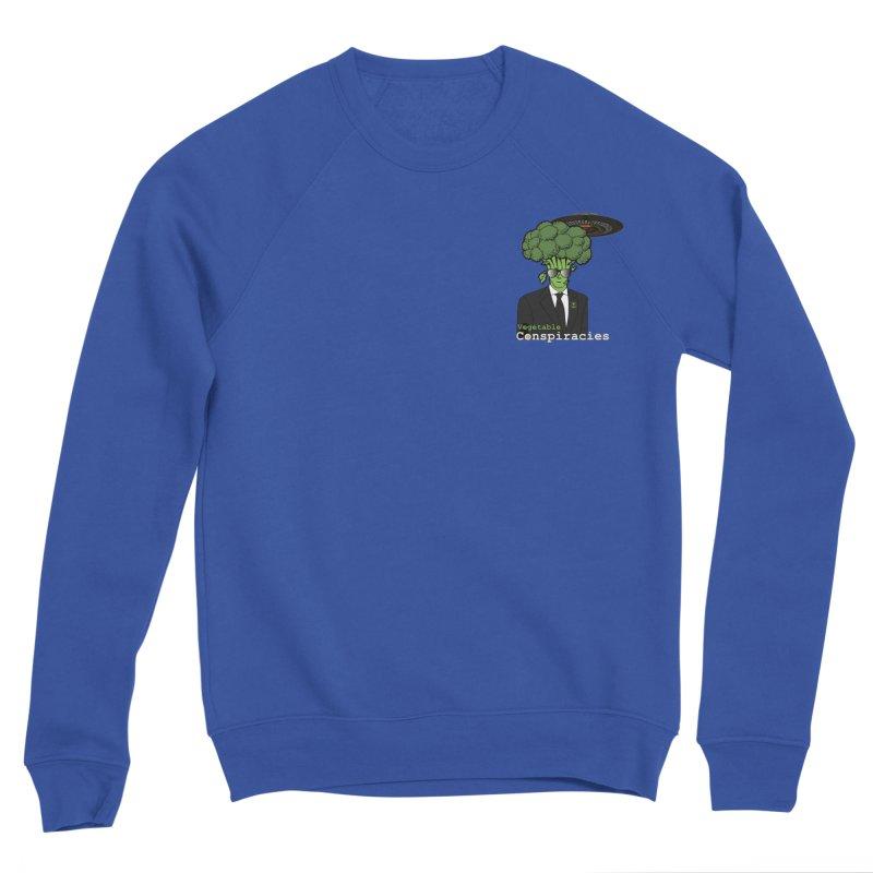 Vegetable Conspiracies (Upper left corner) Women's Sweatshirt by Vegetable Conspiracies