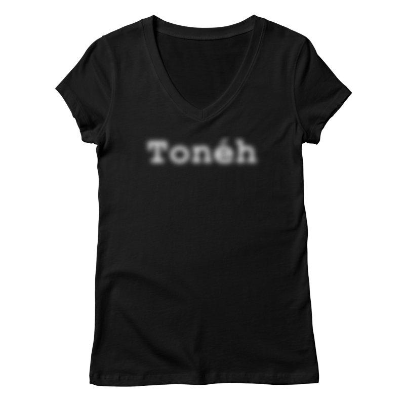 Tonéh Women's V-Neck by Vegetable Conspiracies