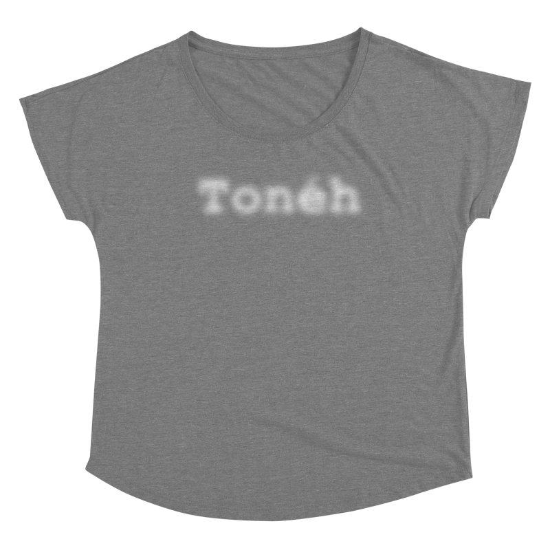 Tonéh Women's Scoop Neck by Vegetable Conspiracies