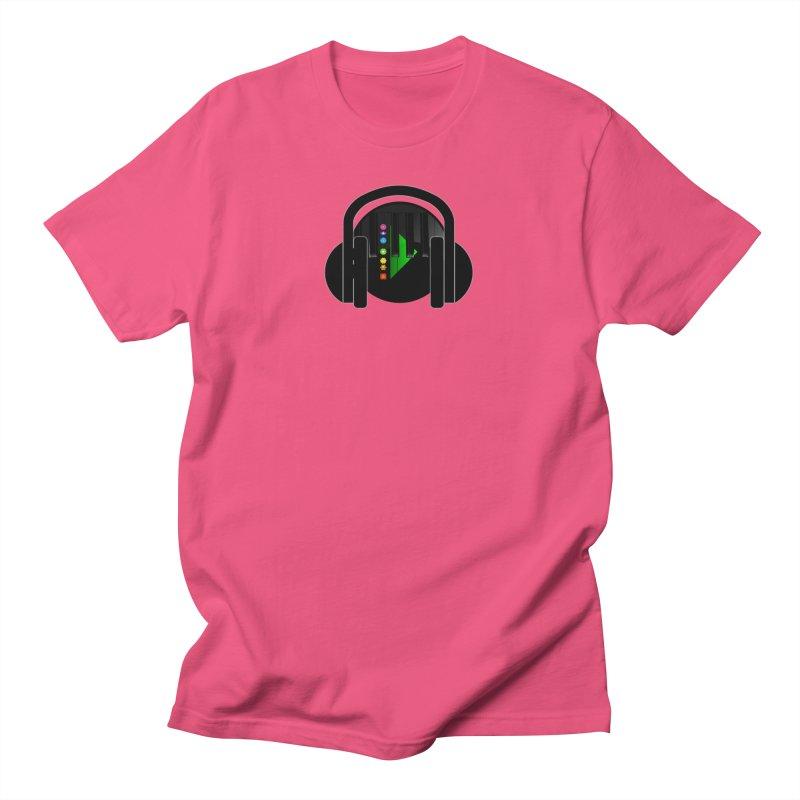 Stern Beats Men's T-Shirt by Vegetable Conspiracies