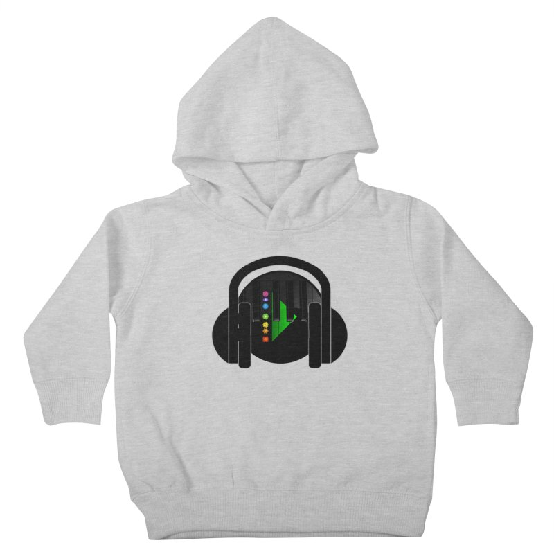 Stern Beats Kids Toddler Pullover Hoody by Vegetable Conspiracies
