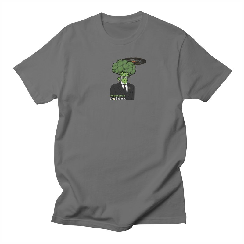 Vegetable Police (Broccoli Cop) Women's T-Shirt by Vegetable Conspiracies