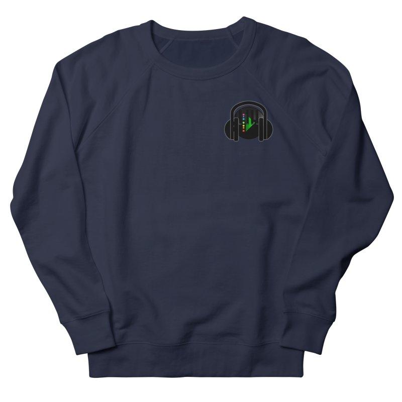 Stern Beats (Small Upper Left Corner) Women's Sweatshirt by Vegetable Conspiracies