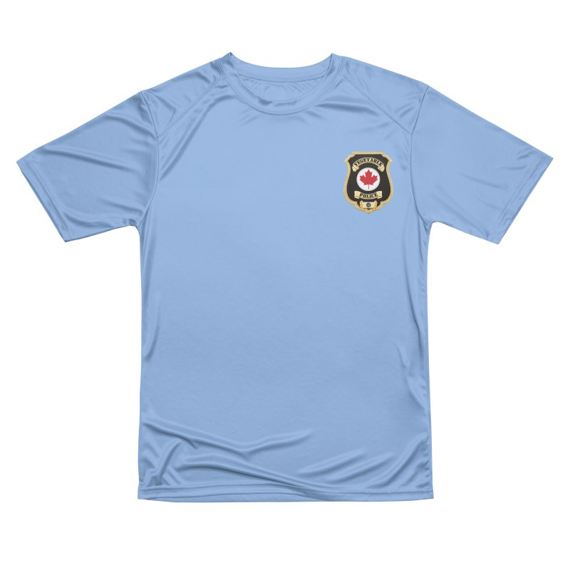 Vegetable Police Badge (New) Women's T-Shirt by Vegetable Conspiracies
