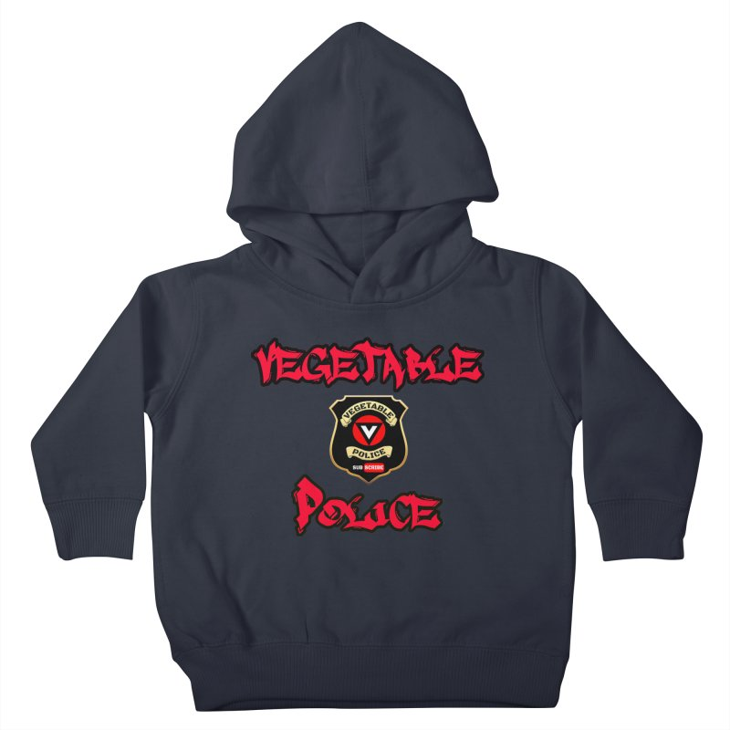Vegetable Police Undercover (red) Kids  by Vegetable Police