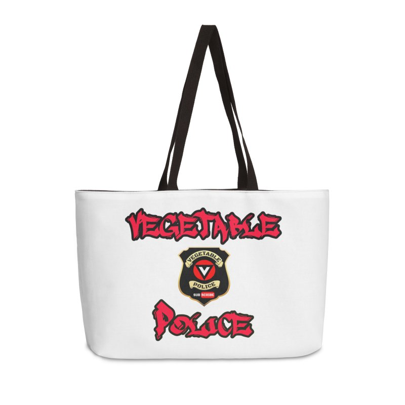 Vegetable Police Undercover (red) Accessories Bag by Vegetable Police