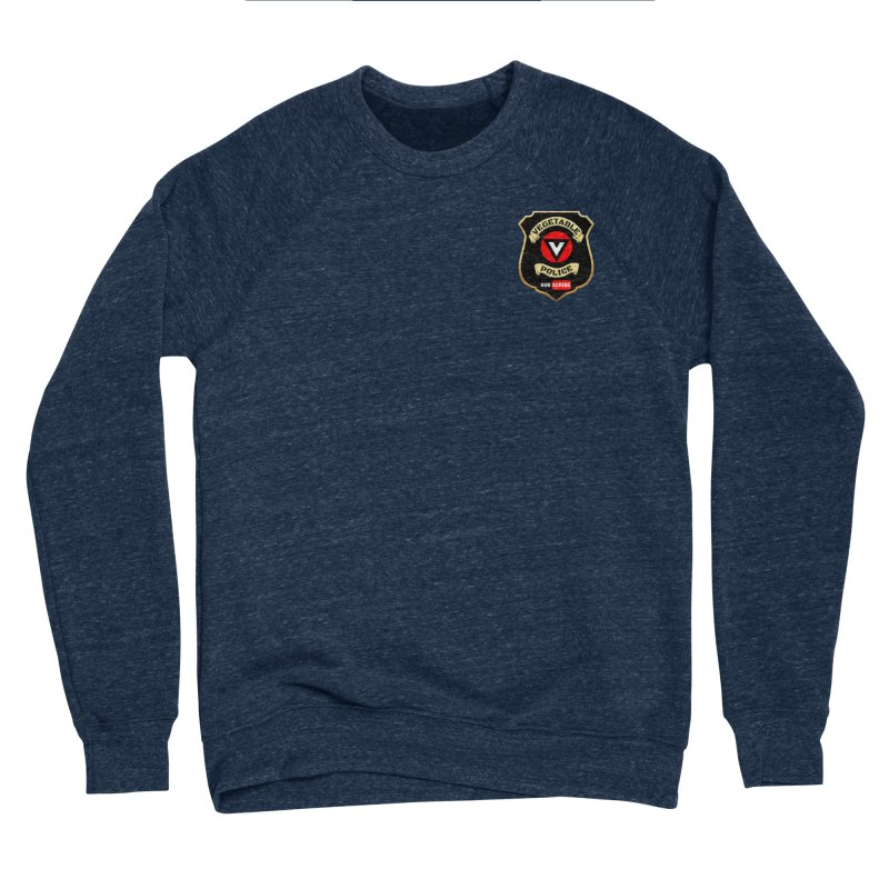 Vegetable Police (just badge) Women's Sweatshirt by Vegetable Conspiracies