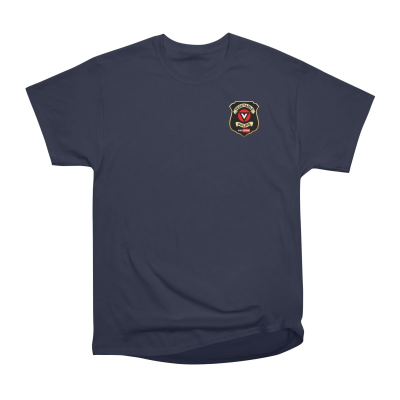 Vegetable Police (just badge) Women's T-Shirt by Vegetable Conspiracies