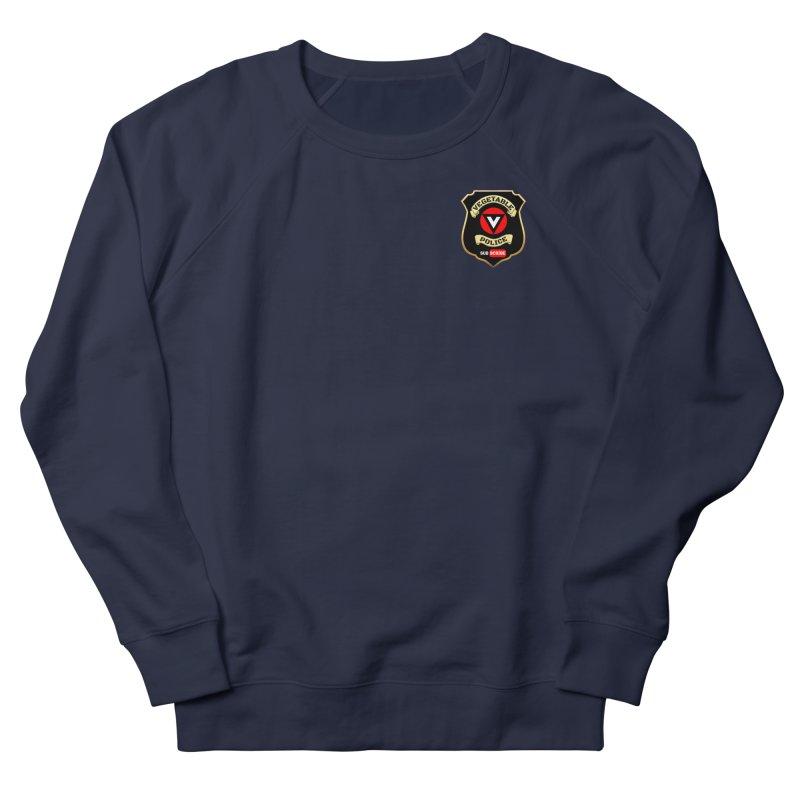 Vegetable Police (just badge) Women's Sweatshirt by Vegetable Police