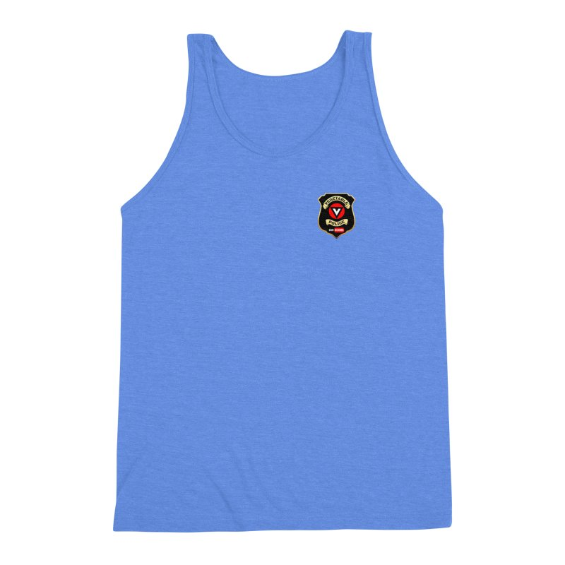 Vegetable Police (just badge) Men's Tank by Vegetable Police