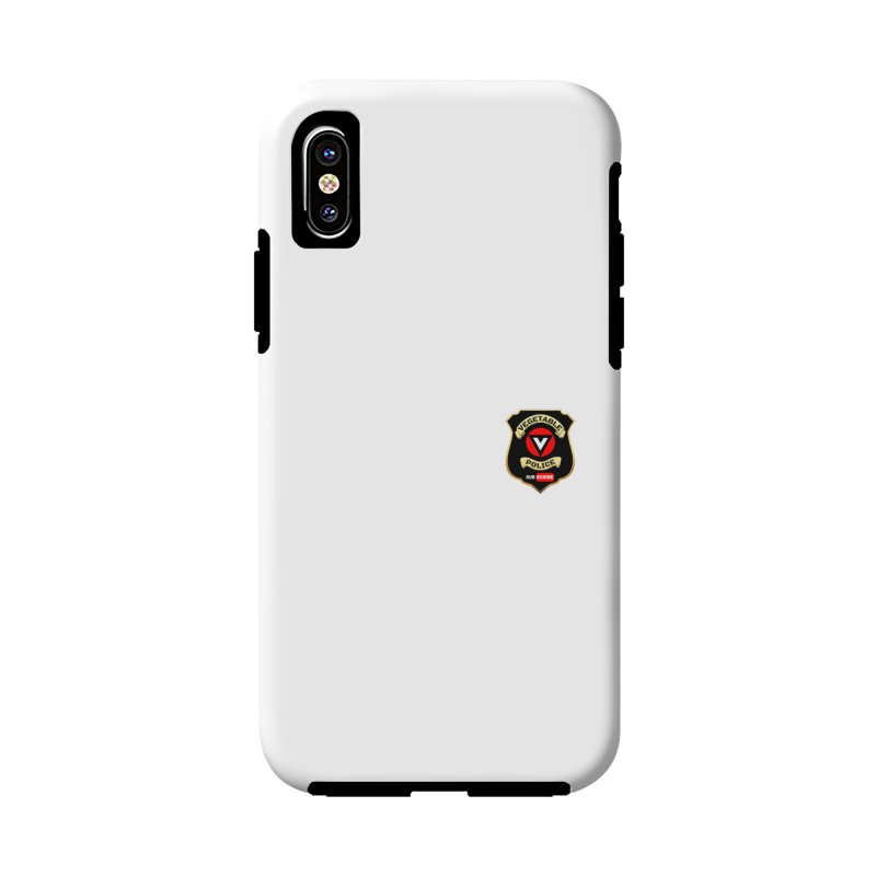 Vegetable Police (just badge) Accessories Phone Case by Vegetable Police