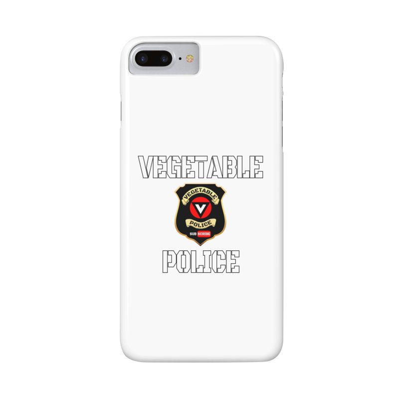 Vegetable Police Accessories Phone Case by Vegetable Police