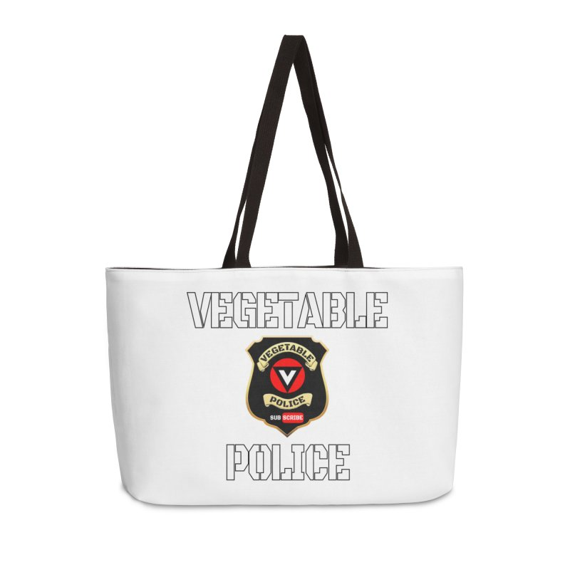 Vegetable Police Accessories Bag by Vegetable Police