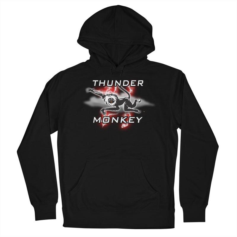 Thunder Monkey 2 Men's Pullover Hoody by Vegetable Police