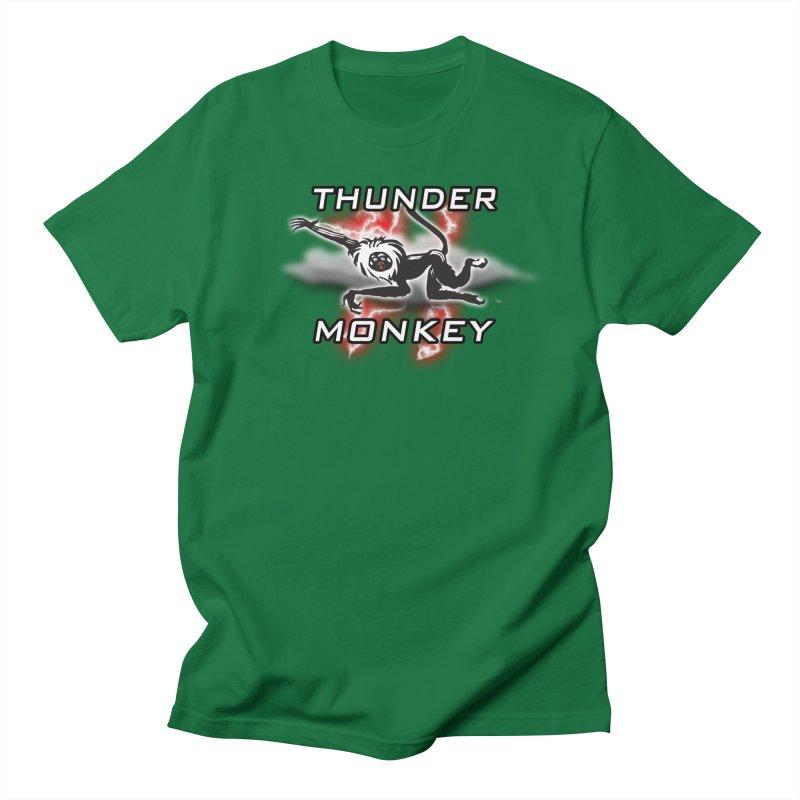 Thunder Monkey 2 Women's  by Vegetable Police