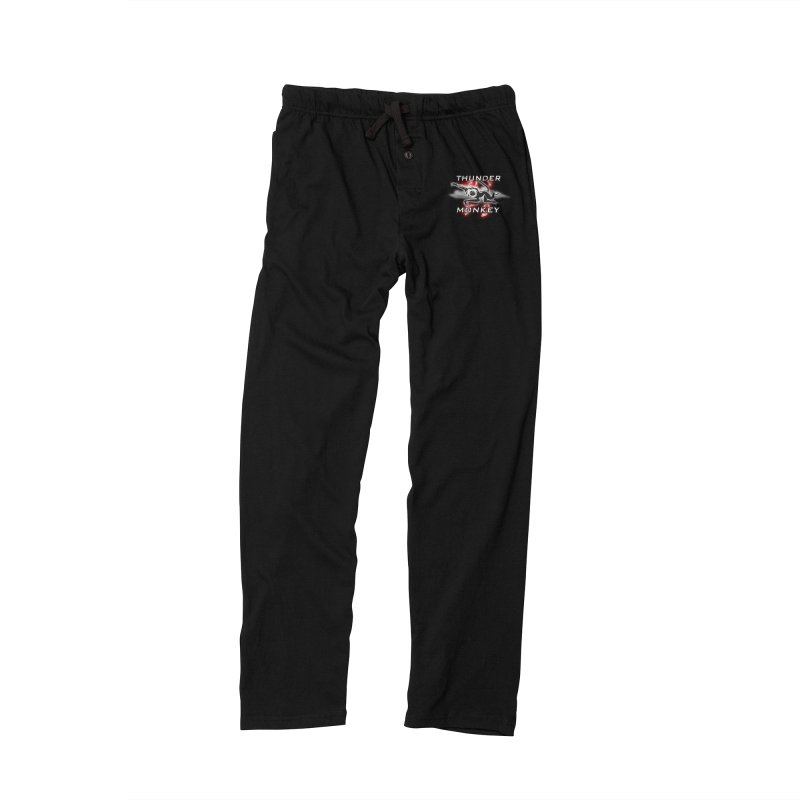 Thunder Monkey 2 Women's Lounge Pants by Vegetable Police
