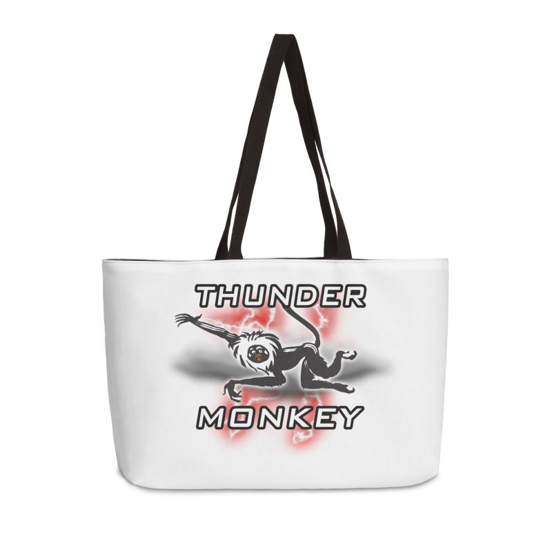 Thunder Monkey 2 Accessories Bag by Vegetable Police