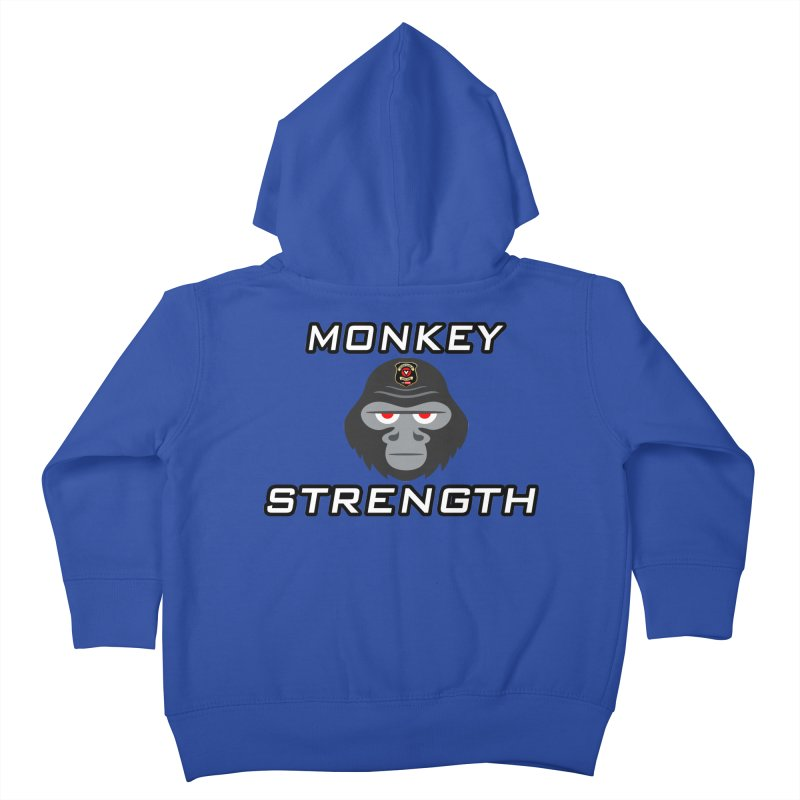 Monkey Strength Kids  by Vegetable Police