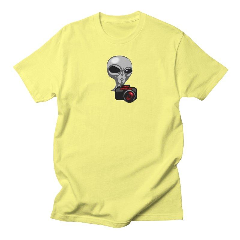 Camera Conspiracies Men's T-Shirt by Vegetable Conspiracies