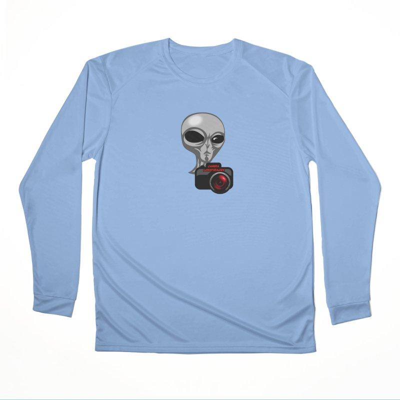 Camera Conspiracies Men's Longsleeve T-Shirt by Vegetable Conspiracies