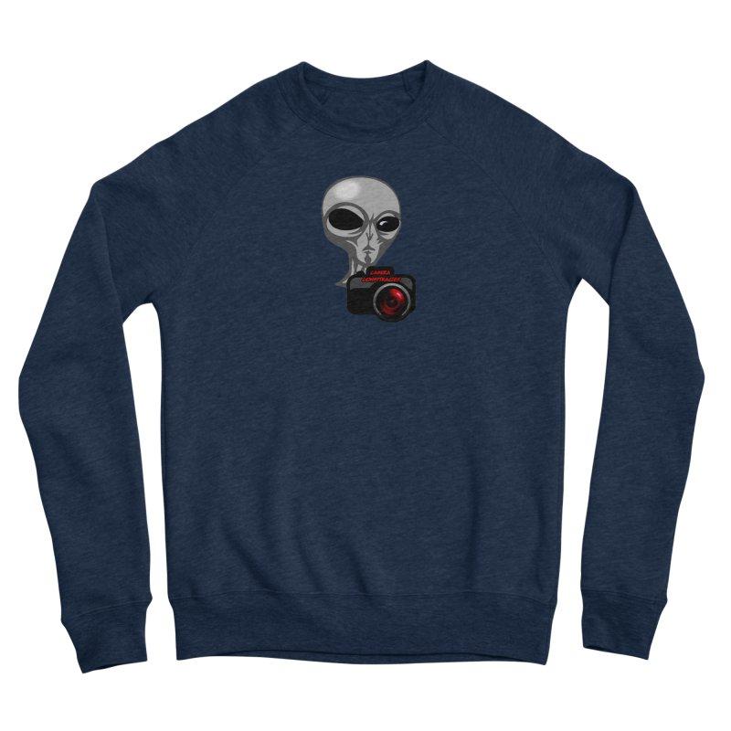 Camera Conspiracies Men's Sweatshirt by Vegetable Conspiracies
