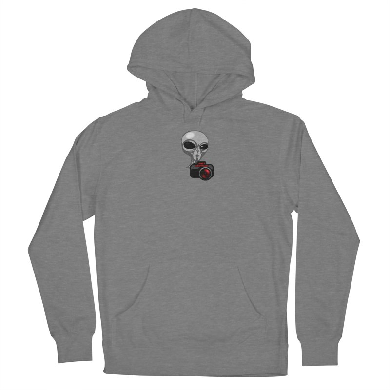 Camera Conspiracies Women's Pullover Hoody by Vegetable Conspiracies