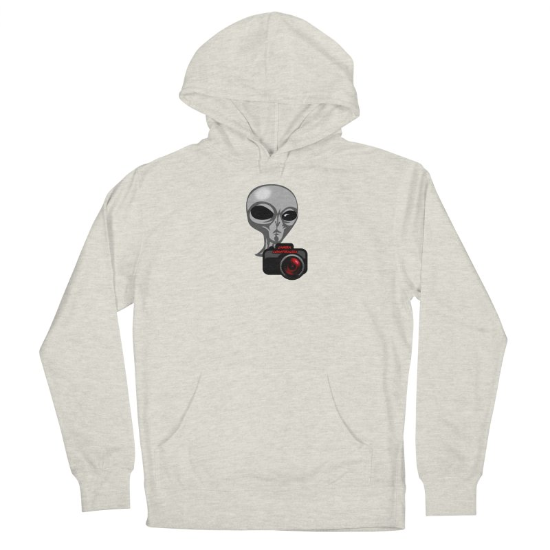 Camera Conspiracies Men's French Terry Pullover Hoody by Vegetable Police