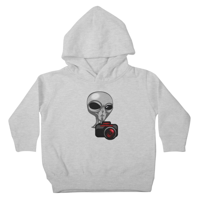 Camera Conspiracies Kids Toddler Pullover Hoody by Vegetable Conspiracies