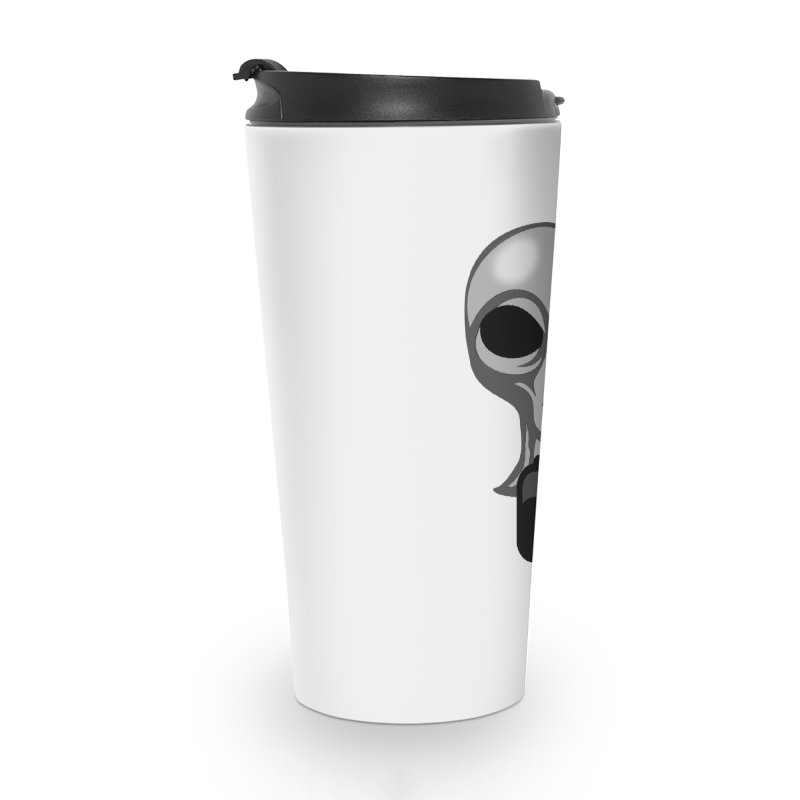 Camera Conspiracies Accessories Travel Mug by Vegetable Police
