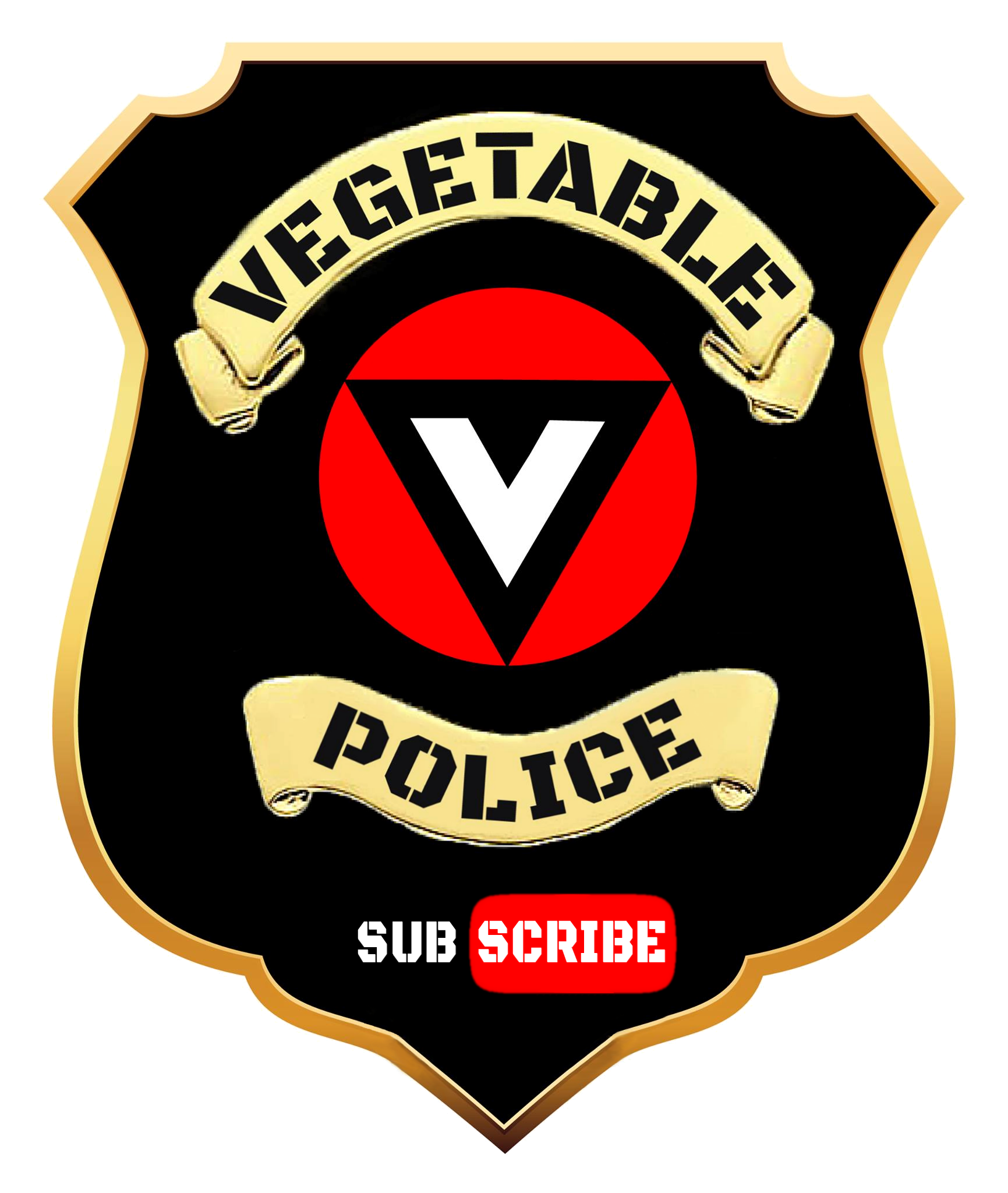 Vegetable Police Logo
