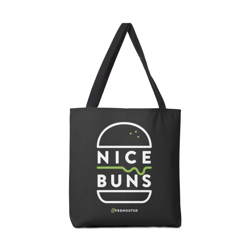 Nice Buns Accessories Bag by Vegnout SD's Artist Shop
