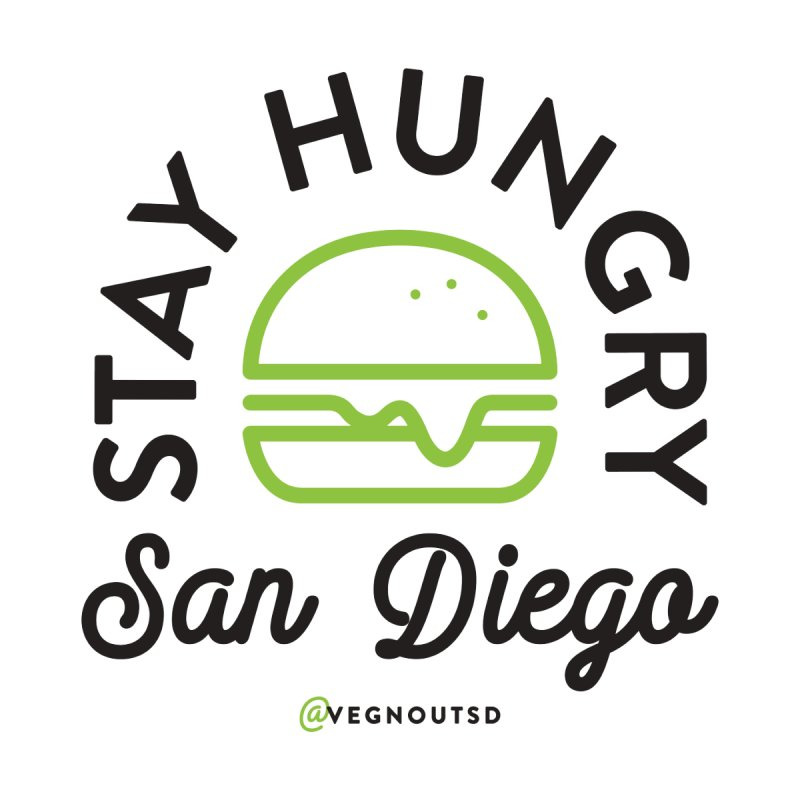 Stay Hungry   by Vegnout SD's Artist Shop
