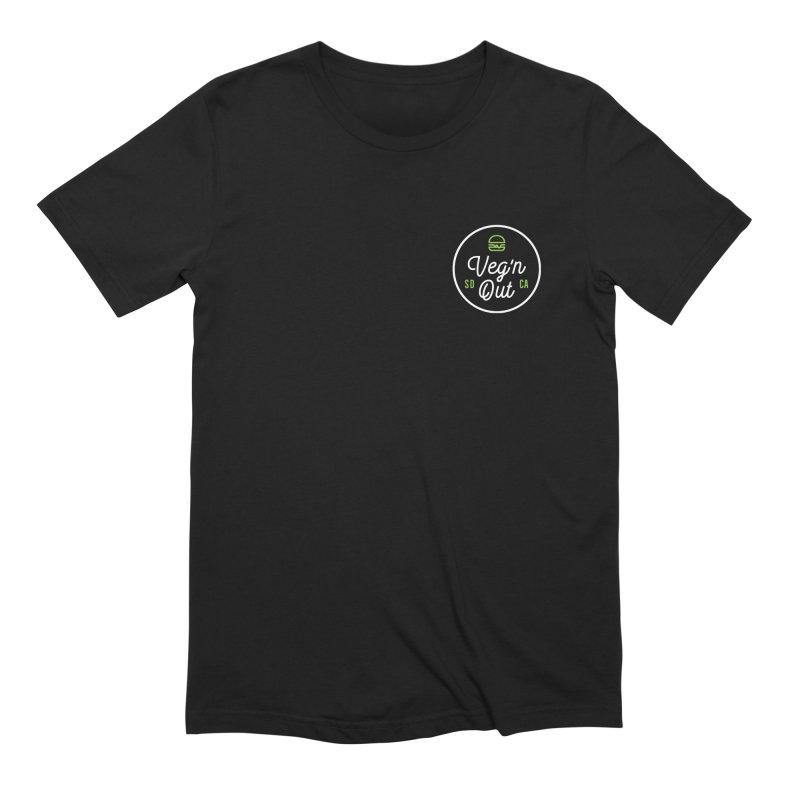 Veg'n Out Classic Pocket Men's T-Shirt by Vegnout SD's Artist Shop