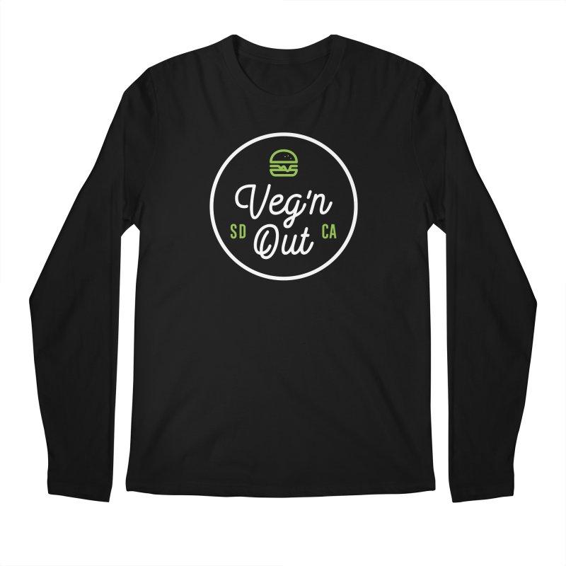 Veg'n Out Classic Men's Regular Longsleeve T-Shirt by Vegnout SD's Artist Shop