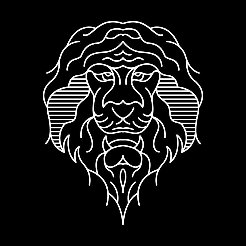 Lion Lines by VEKTORKITA