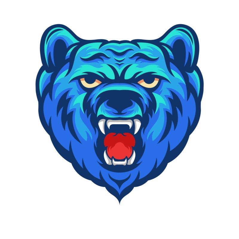 Roar of Wild Bear by VEKTORKITA