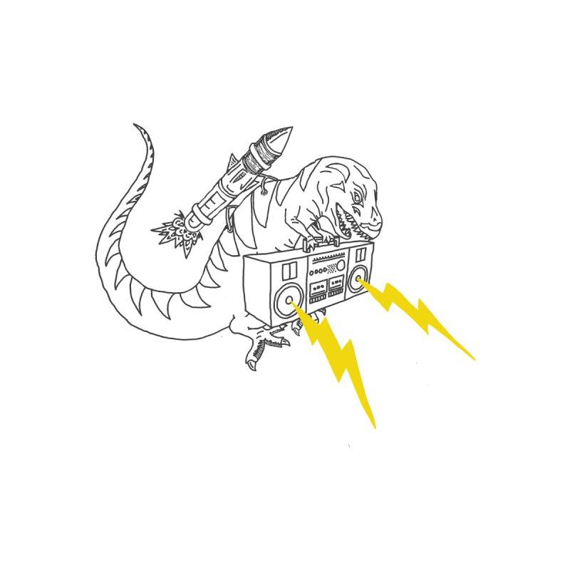 tyranno lightning by velcrowolf
