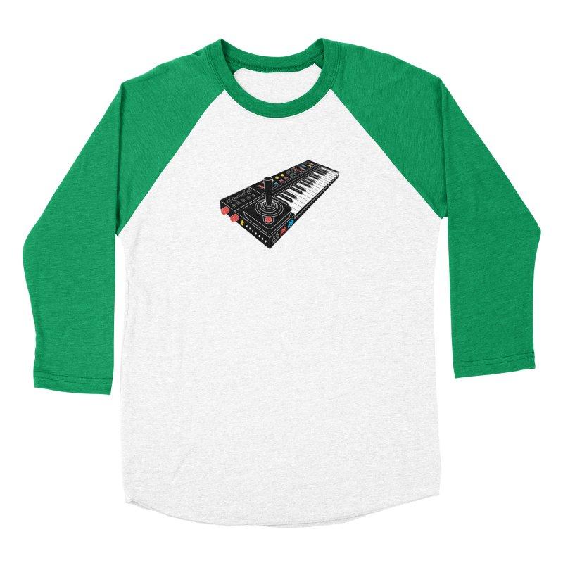 Casiotone Atari Men's Longsleeve T-Shirt by velcrowolf