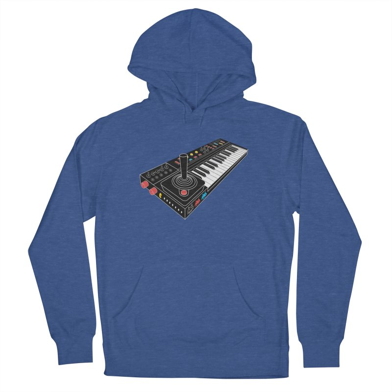 Casiotone Atari Women's French Terry Pullover Hoody by velcrowolf
