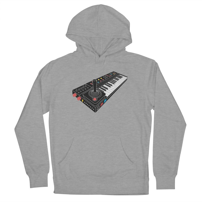 Casiotone Atari Women's Pullover Hoody by velcrowolf