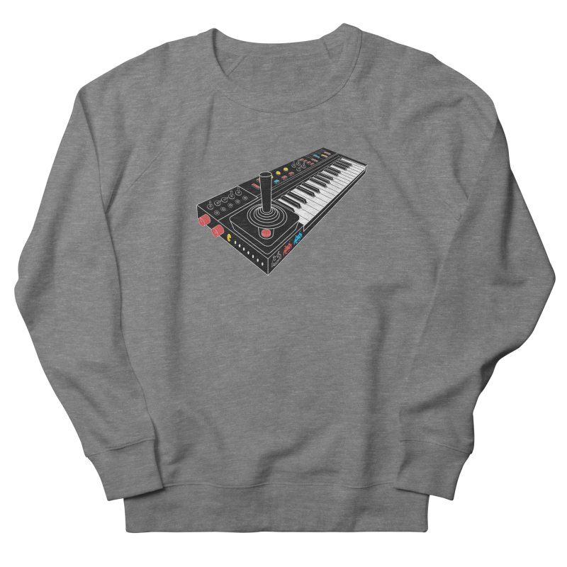 Casiotone Atari Women's French Terry Sweatshirt by velcrowolf