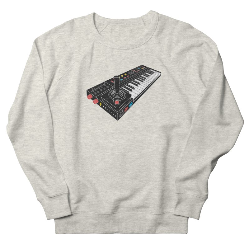 Casiotone Atari Men's Sweatshirt by velcrowolf