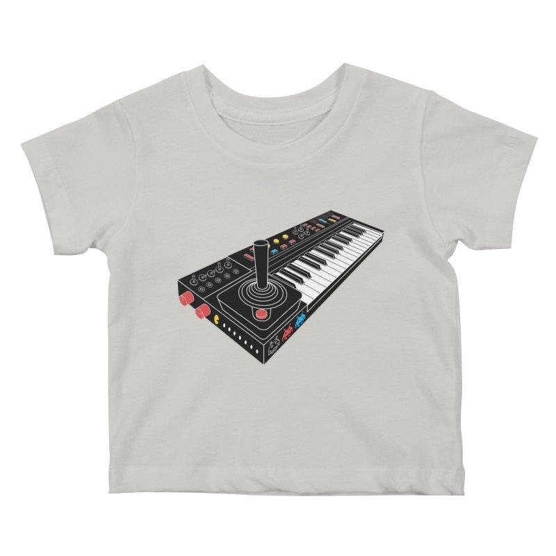 Casiotone Atari   by velcrowolf