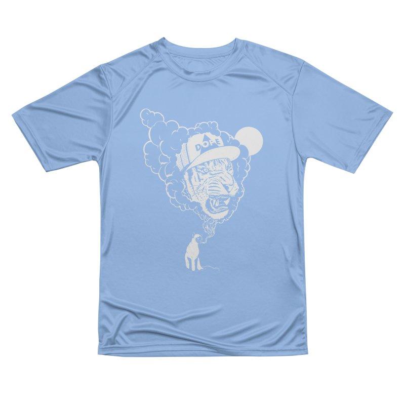 Dope Tiger! (Dark) Women's T-Shirt by velcrowolf